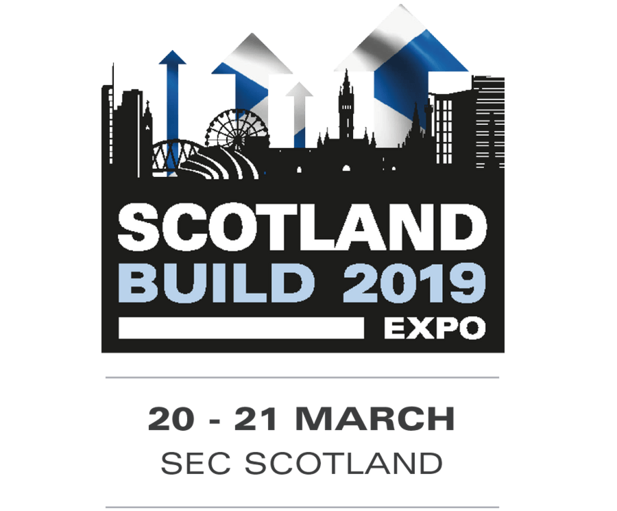 Scotland Build event logo