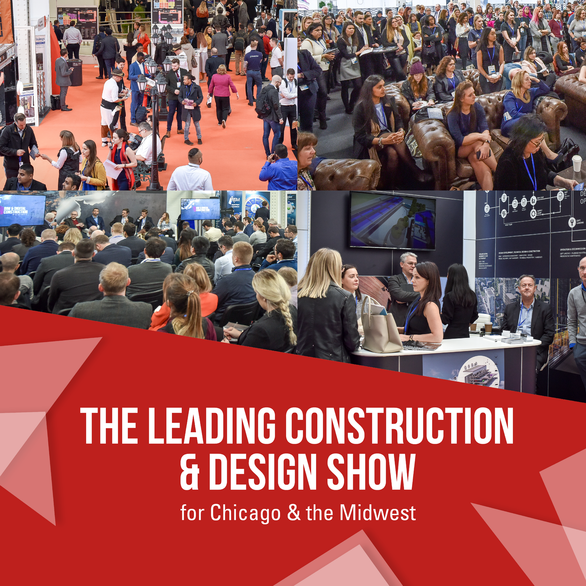 WELCOME - Chicago Build 2019 - THE LEADING CONSTRUCTION